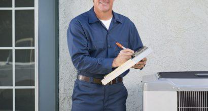 HVAC systems maintenance technician