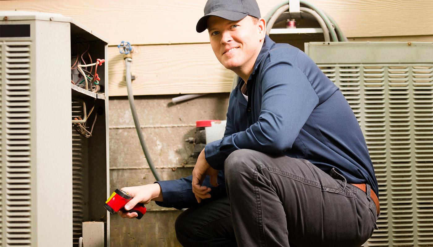HVAC Repair and Service Technician