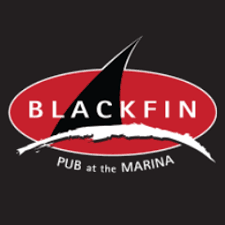 Blackfin Pub Logo - Client Testimonial for Pacific Air Mechanical