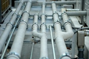 commercial HVAC services - venting installation