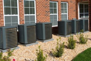 single split HVAC units for commercial heating